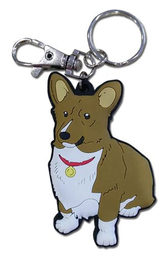 "Cowboy Bebop  Keychain-Colored, 2"", Multicolor- Kryptonite Character Store"