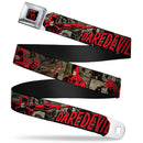 Daredevil Seatbelt Belt