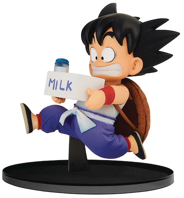 "Banpresto - Dragon Ball World Figure Colosseum Vol.7 Young Son Goku 4.3"" Collectible PVC Figure - Kryptonite Character Store"