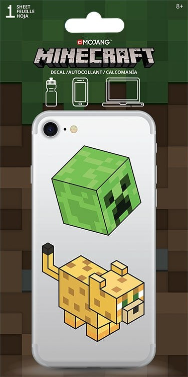 MinecraftPhone Decal
