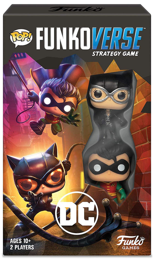 Pop - Funkoverse Strategy Game: DC #101 - Expandalone - Kryptonite Character Store
