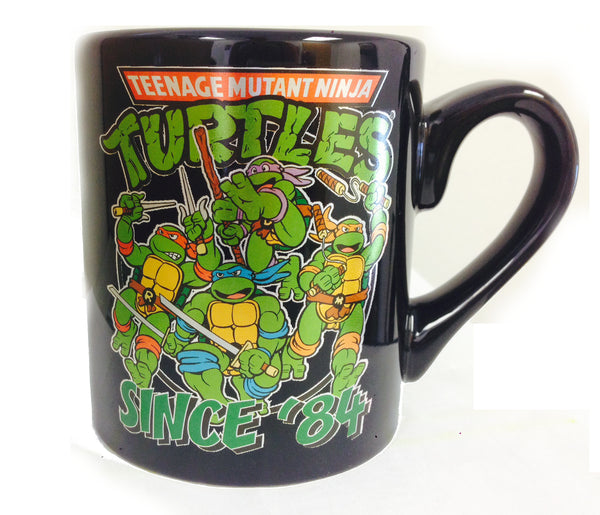 TMNT Since '84 14oz. Mug - Kryptonite Character Store