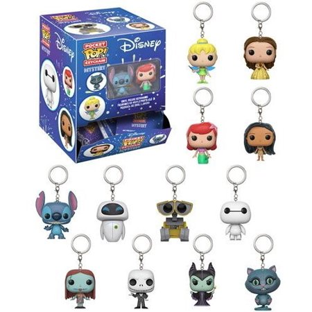 Funko Mystery Pocket POP! Keychain: Disney – One Mystery Keychain - Kryptonite Character Store