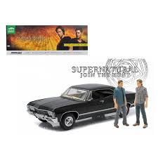 Supernatural Join The Hunt Chevy Impala