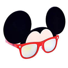 Disney Mickey Mouse Shades Glasses - Kryptonite Character Store