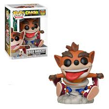 POP GAMES CRASH BANDICOOT S3 CRASH