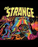 Dr. Strange Colorful T-shirt - Kryptonite Character Store