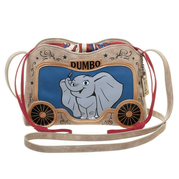 Hand Bag - Disney - Dumbo Crossbody - Kryptonite Character Store