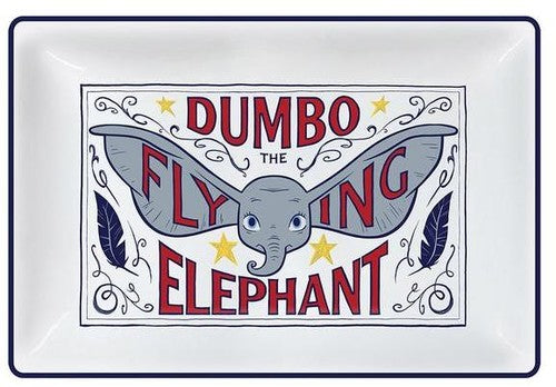 Disney: Dumbo the Flying Elephant Trinket Tray
