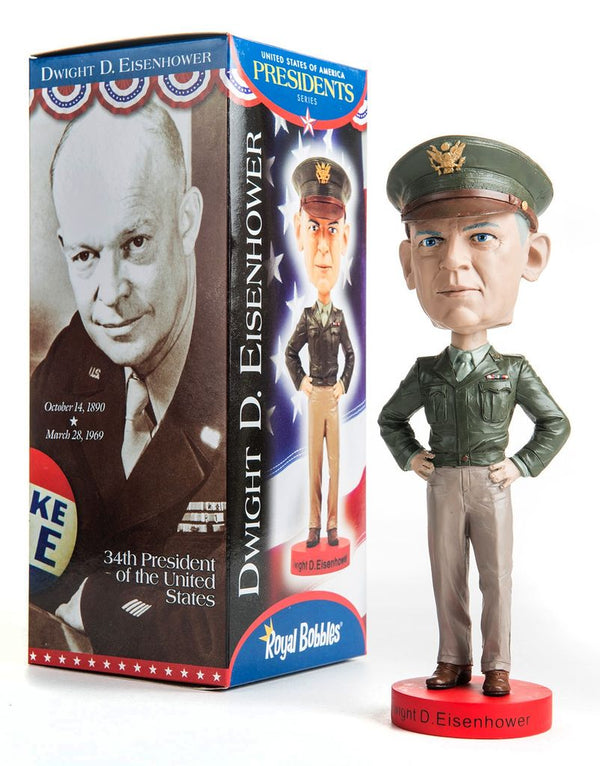 Presidents - Dwight D. Eisenhower Bobble Head