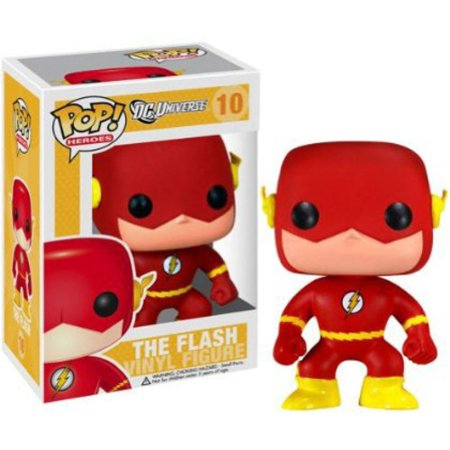DC Universe: Flash POP Heroes Vinyl Figure