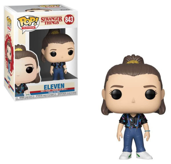POP Television: Stranger Things Season 3 - Eleven with Suspenders - Kryptonite Character Store