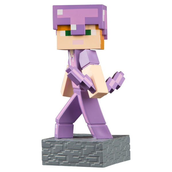 Minecraft Adventure - Vinyl Figure (Enchanted Alex) - Kryptonite Character Store