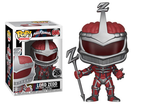 Power Rangers Lord Zedd Pop Vinyl Figure - Kryptonite Character Store