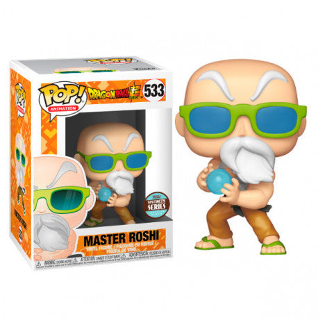 Dragon Ball Super - Master Roshi (max power) Pop Animation Vinyl Figure