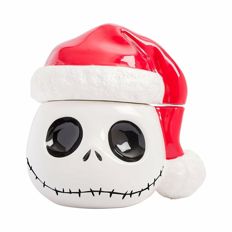 Nightmare Before Christmas Jack Cookie Jar - Kryptonite Character  Store