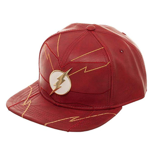 DC Comics The Flash Rebirth Snapback Hat
