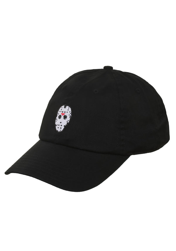 Jason Mask Dad Hat