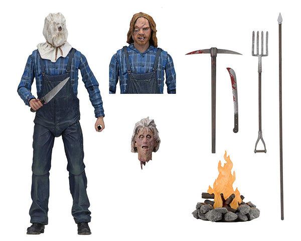 "Friday the 13th - 7"" Scale Action Figure - Ultimate Part 2 Jason - Kryptonite Character Store"