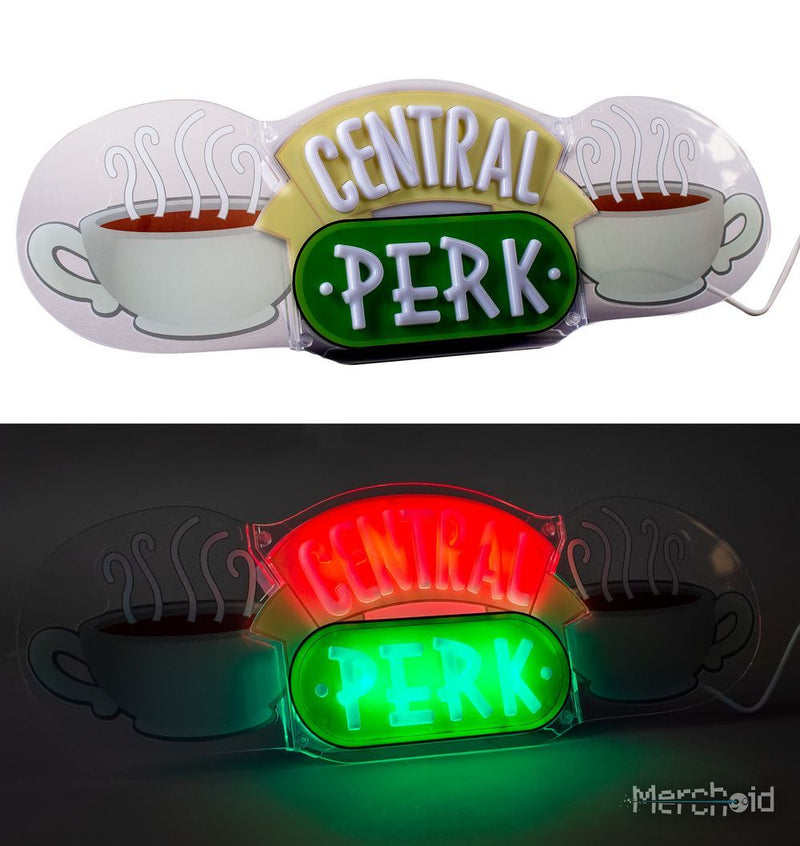 Friends: 'The One Where They All Lit Up' Central Perk Neon Light Preorder