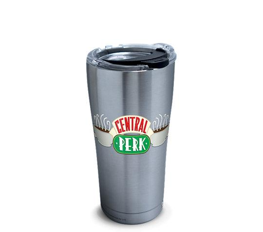 "Friends ""Central Perk"" 20 oz. Stainless Steel Tervis Tumbler- Kryptonite Character Store"