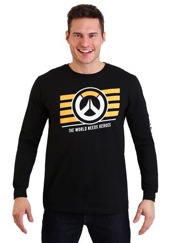 Funko Tee: Overwatch Long Sleeve T-Shirt