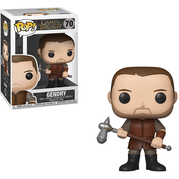 Funko - Gendry: Game of Thrones POP! Vinyl Figure - Kryptonite Character Store