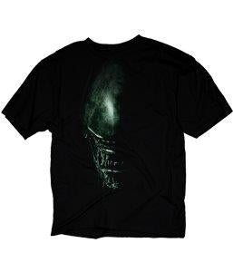 Close-Up Alien Face T-shirt From the Classic Movie Alien