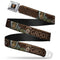 Guardian Of The Galaxy ADULT Seatbelt Belt - GROOT Face