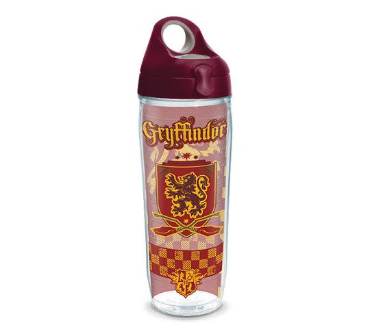Harry Potter: Gryffindor 24 oz. Tervis Water Bottle- Kryptonite Character Store