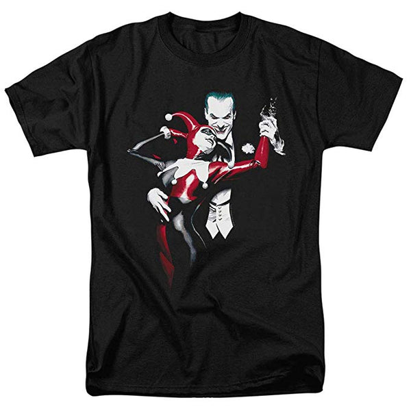 Joker and Harley Quinn Dance DC Comics T Shirt