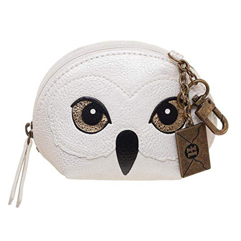 Harry Potter - Hedwig Owl Coin Purse Wallet - Kryptonite Character Store