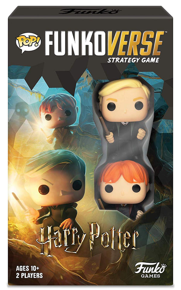 Pop- Funkoverse Strategy Game: Harry Potter #101 - Expandalone - Kryptonite Character Store