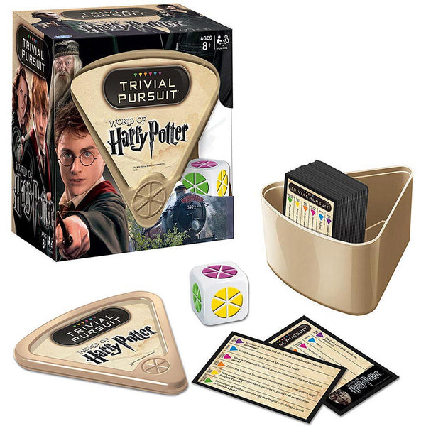 Harry Potter Edition Trivial Pursuit Game