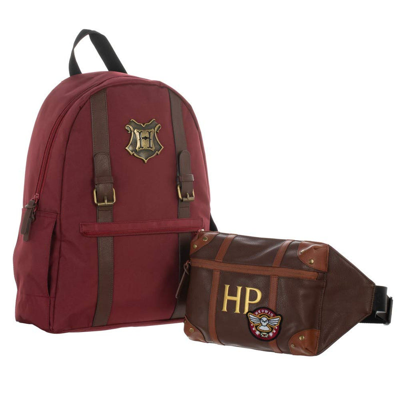 Harry Potter Trunk Backpack With Removeable Fanny Pack- Kryptonite Character Store