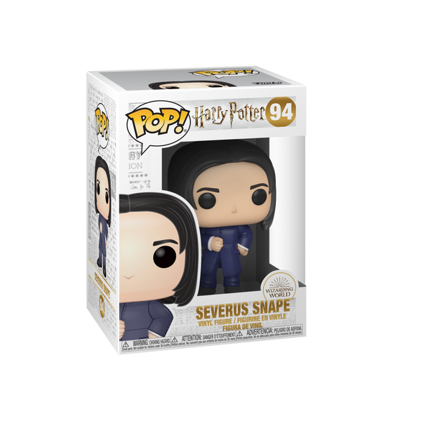 Harry Potter: Harry Potter S8 - Severus Snape (Yule) - Kryptonite Character Store