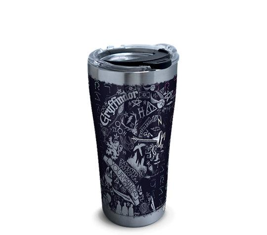 Harry Potter 20th Anniversary 20 oz. Stainless Steel Tervis Tumbler- Kryptonite Character Store