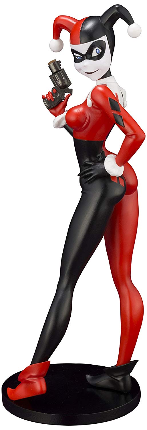 Batman: The Animated Series Harley Quinn Artfx+ Statue Collectible Statue