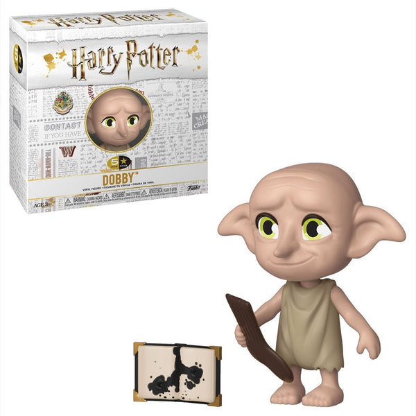 5 Star: Harry Potter - Dobby with Sock Figure