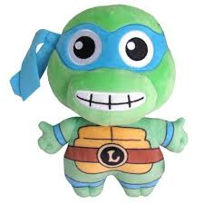 Teenage Mutant Ninja Turtles Leonard Phunny Plush - Kryptonite Character Store