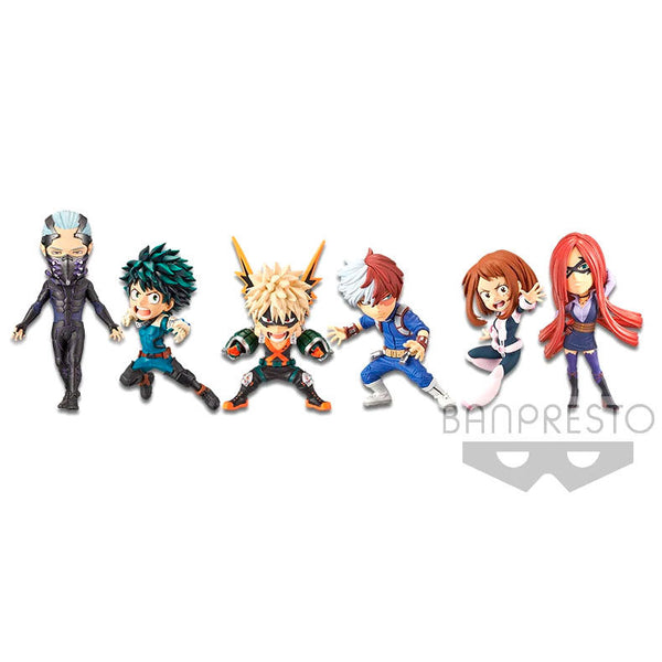 My Hero Academia The Movie Rising Assorted World Collectible figure