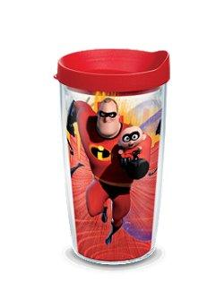The Incredibles 16 oz. Tervis Tumbler- Kryptonite Character Store