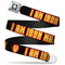 Iron Man Seatbelt Belt