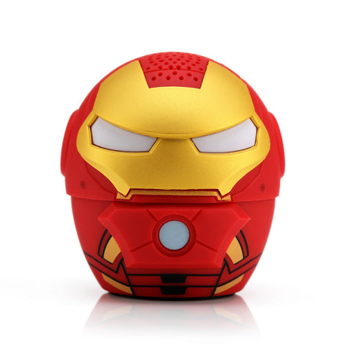Iron Man Bitty Boomer Bluetooth Speaker