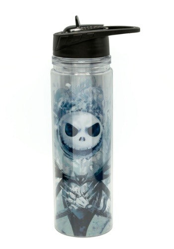 Nightmare Before Christmas Jack Crossed Hands Over Heart Watter Bottle - Kryptonite Character Store
