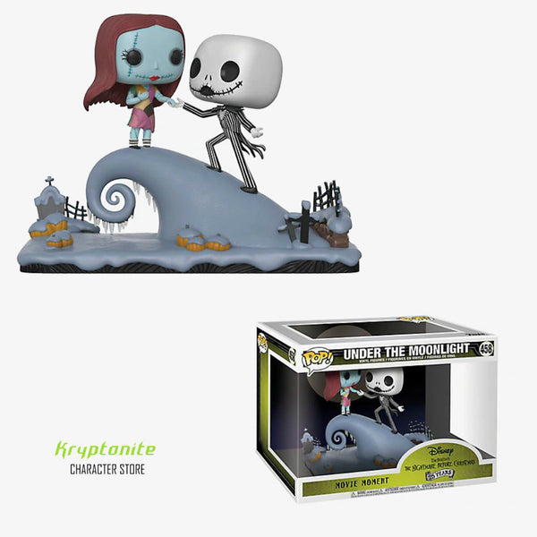 MOVIE MOMENT: NBC - Jack and  Sally on the Hill Pop Figure