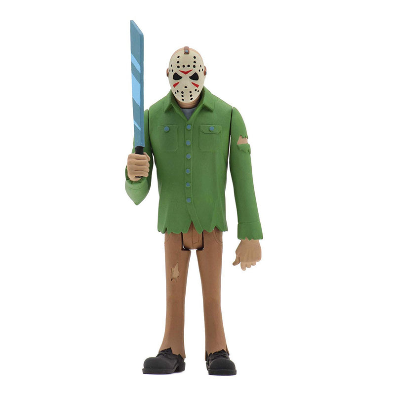 Toony Terrors Jason Voorhees 6 inch Action Figure- Kryptonite Character Store