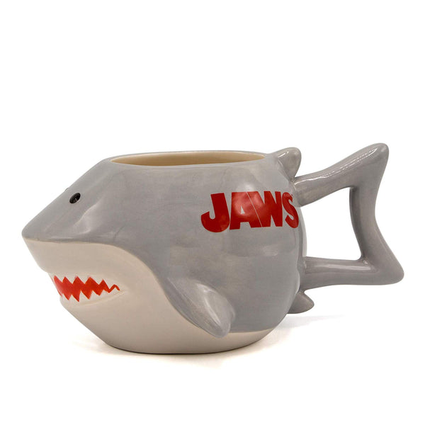 Jaws Shark Ceramic 3D Sculpted Mug - Kryptonite Character Store