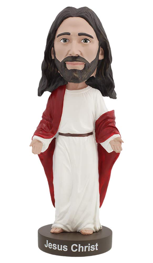 Jesus Christ V2 Bobblehead - Kryptonite Character Store