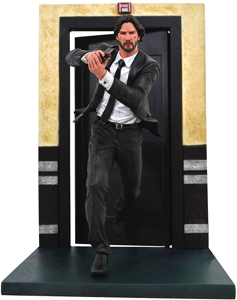 John Wick Gallery: Chapter 1 PVC Figure - Kryptonite Character Store
